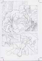 Spiderman test page 3 by DenisM79