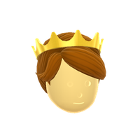 Princely Crown by Rosemoji