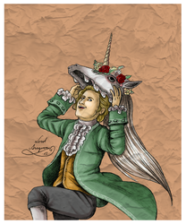 Party like a Rococo Star by Lord-Giovanni