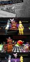 Toy Chica's Escape from the Pizzeria Part 1 by ErichGrooms3