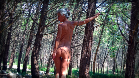 Back in the woods by TrattoScatto