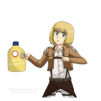 Armin Hammer by Bunderful