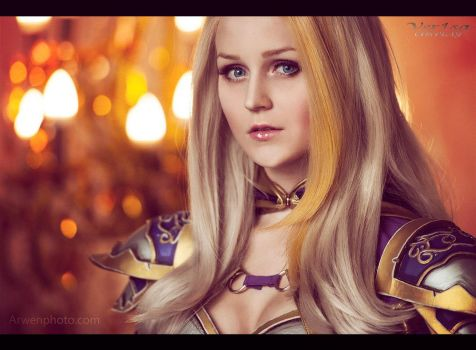 Jaina Proudmoore - Look into your heart by ver1sa
