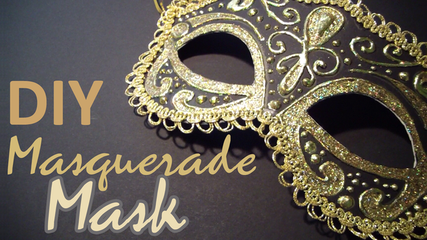 DIY: Masquerade Mask by Leviana