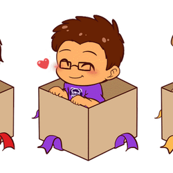 .: The Gang Animation: Cuties in the Boxies :. by AquaGD