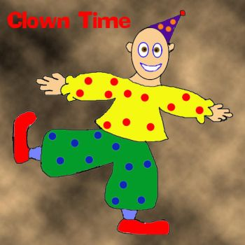 Clown Time by MonkeyTail6