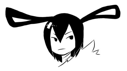 Rabbit Boy by double1squad