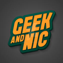 Geek And Nic by luisxd1
