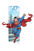 Superman commission by phil-cho