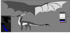 Nyx ref [com] by Silverstormwing
