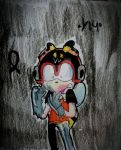 Charmy-Zombot-FAIL by yarat14