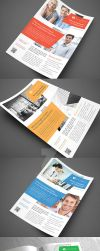 Multipurpose Corporate Flyers, Magazine Ads vol 4 by env1ro
