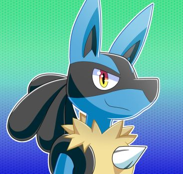 SAI2 Test Drawing! New Icon by LucarioOcarina