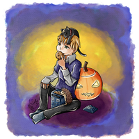 Halloween Avatar / OC / Doctor Who by TardisGhost