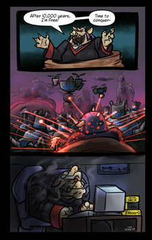 GanonStrikesBack by tran4of3