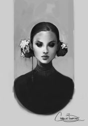 Sketch XXI by Charlie-Bowater