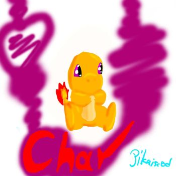 4. Charmander by PikaIsCool