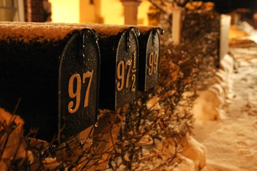 A Mailbox and a Half by mjg1988
