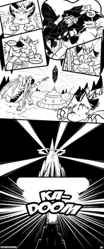 Dragon Problems, page 60 by Virmir