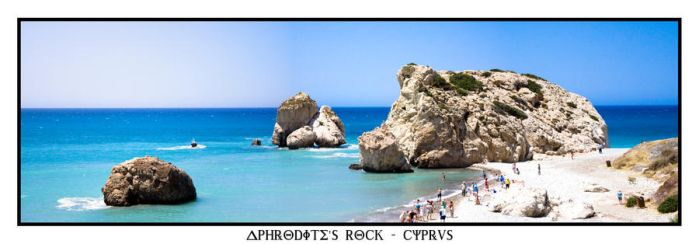 aphrodite's rock by rosscaughers