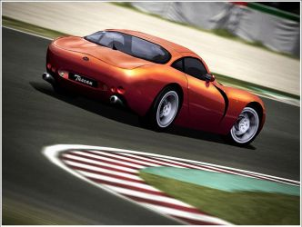 TVR Tuscan by SwissLegend