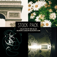 Stock pack collected by Mrs Black by Ruda9