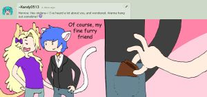 Question 51 Cat Prince by AskStelera