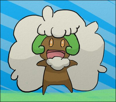 Whimsicott by PancakeTheDude