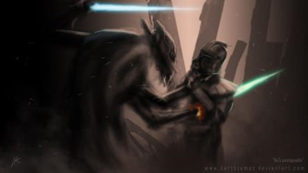 He's Unstoppable by DarthTemoc