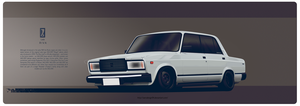 Lada Riva by AeroDesign94