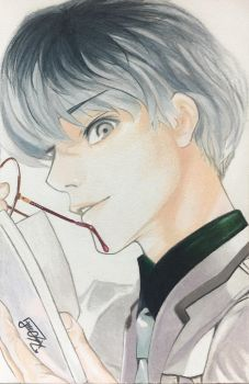 Haise by step-on-mee