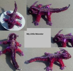 My Little Monster by Moongara