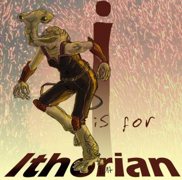 I is for Ithorian by Emilie-la-vraie