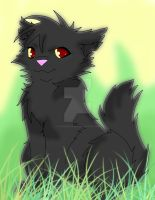 Yellowfang by ThrushFeather