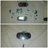 I took apart my vita, and put it back together! by MOTLEYLOMBAXCRUE666