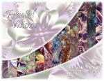 Fractal Visions - calendar by Lucy--C