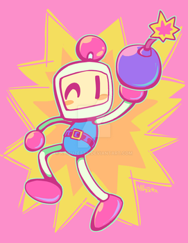 Bomberman! by Kaibuzetta