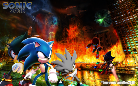 Sonic Adventure 3 - 1 by WeWantSonicA3