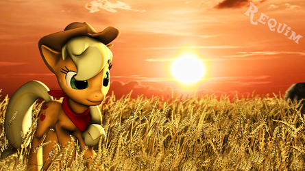 AppleJack by RequimBrony