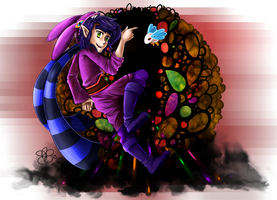 A Link Between Worlds - Ravio by October-Shadows