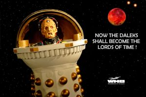 Doctor Who - Remembrance of the Daleks by DoctorWhoOne