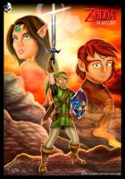 TLOZ THE ABYSS CHILD by XAMOEL