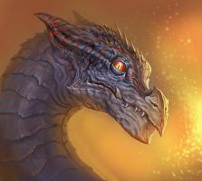 Drogon by mysticaldonkey1