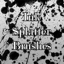 Ink Brushes for PS by ChimeraDust