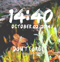 Don't Forget by SN37