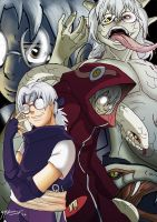 Kabuto Evolution of the Serpent by JazylH