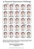 25 Expressions of DrStein by Joyker