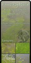 Algae Swamp Water Textures 3 by FantasyStock