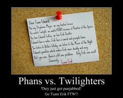Phans vs. Twilighters by PhoenixoftheOpera