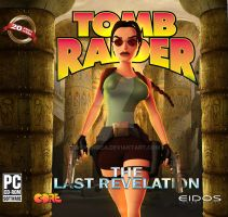 Tomb Raider 4 - Game Cover by JhoCorrea